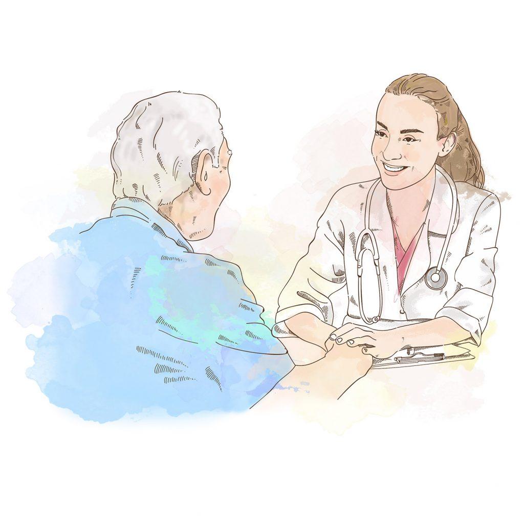 Consulta de nefrologia CDRB para pacientes renais