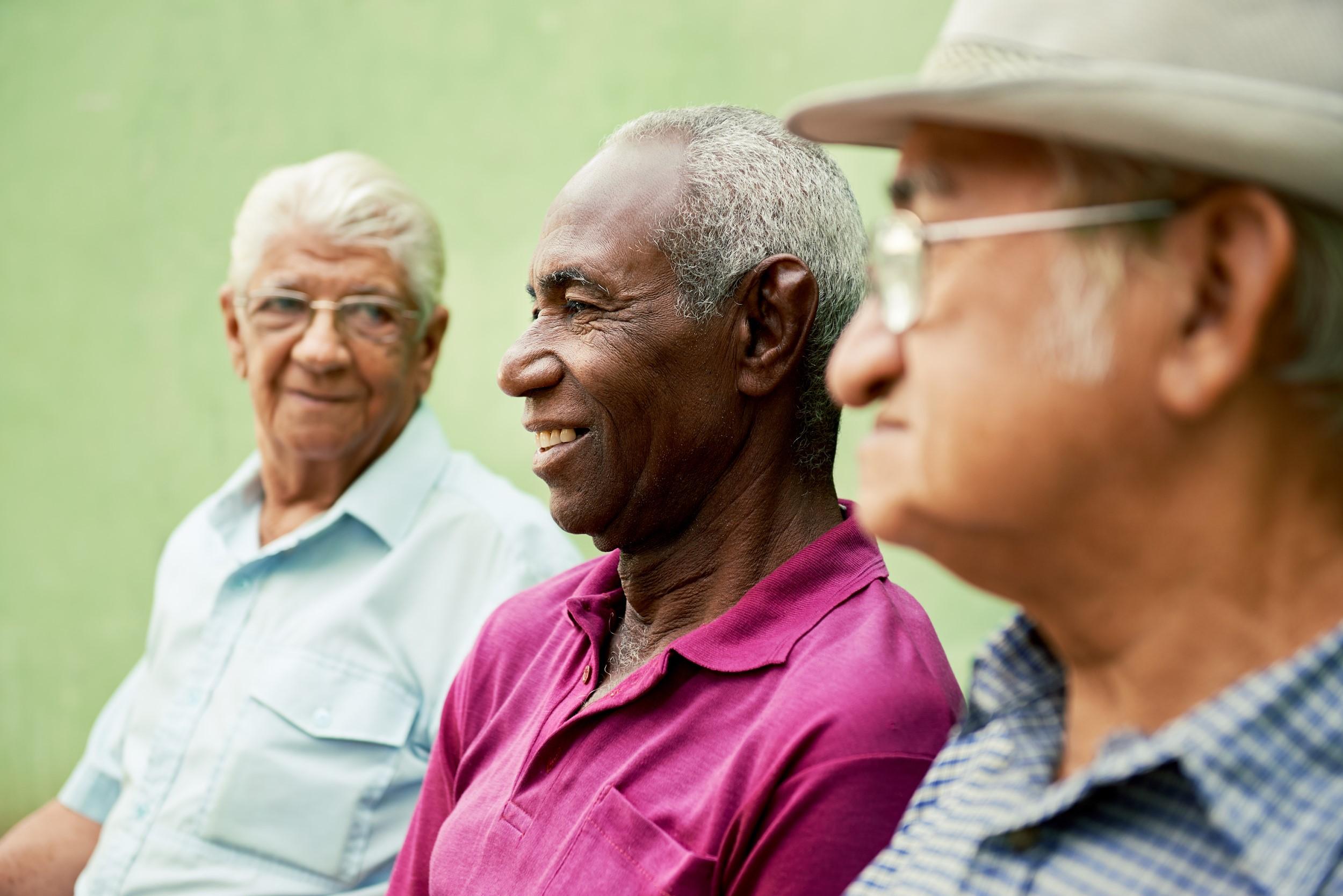 Prevenção de doenças dos rins em idosos.