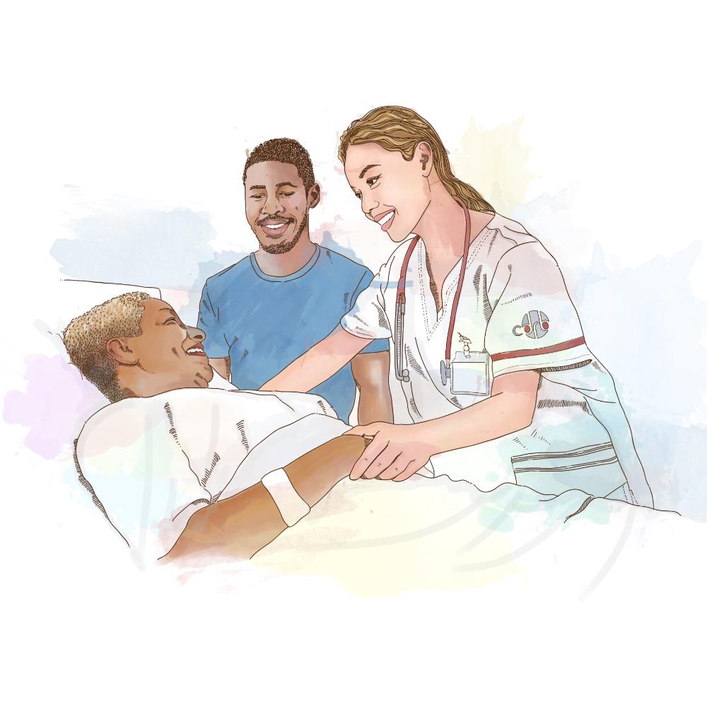 Serviço de Suporte Hospitalar CDRB