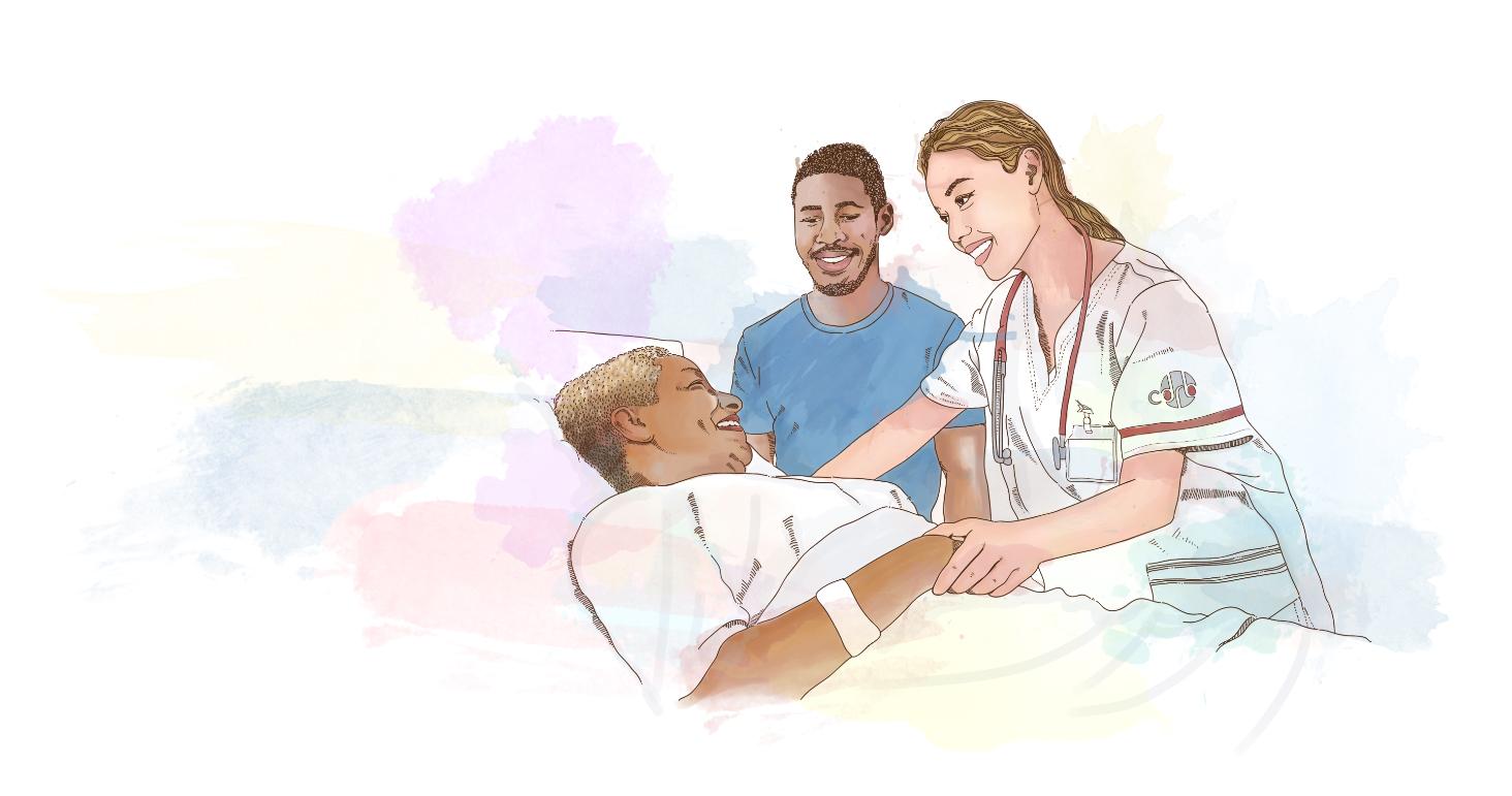 Nossa nefrologia é pela vida. Conheça a Clínica de Doença Renal de Brasília.