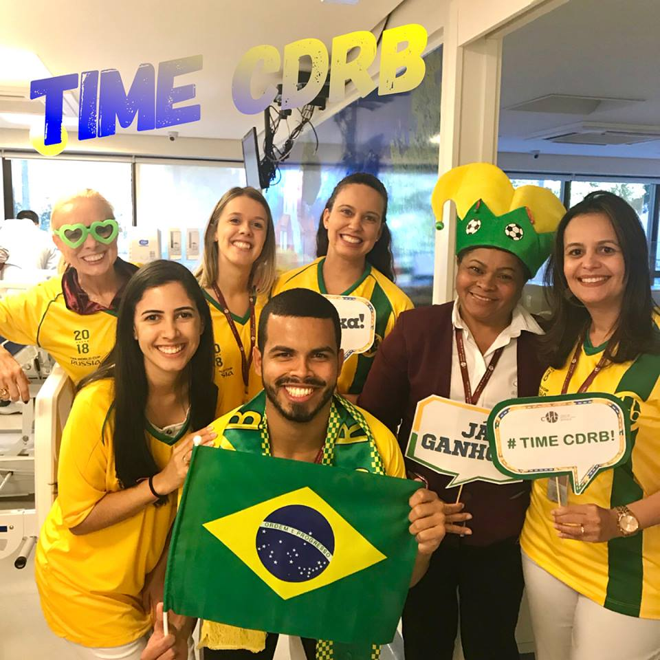 Copa do Mundo Time CDRB