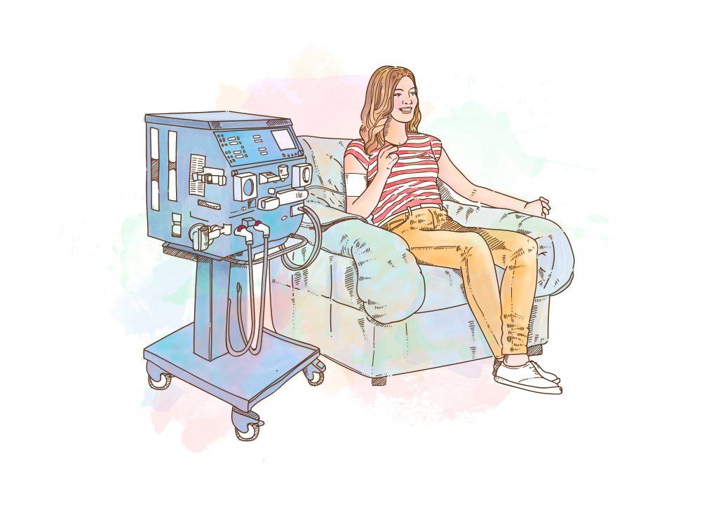 hemodiálise domiciliar